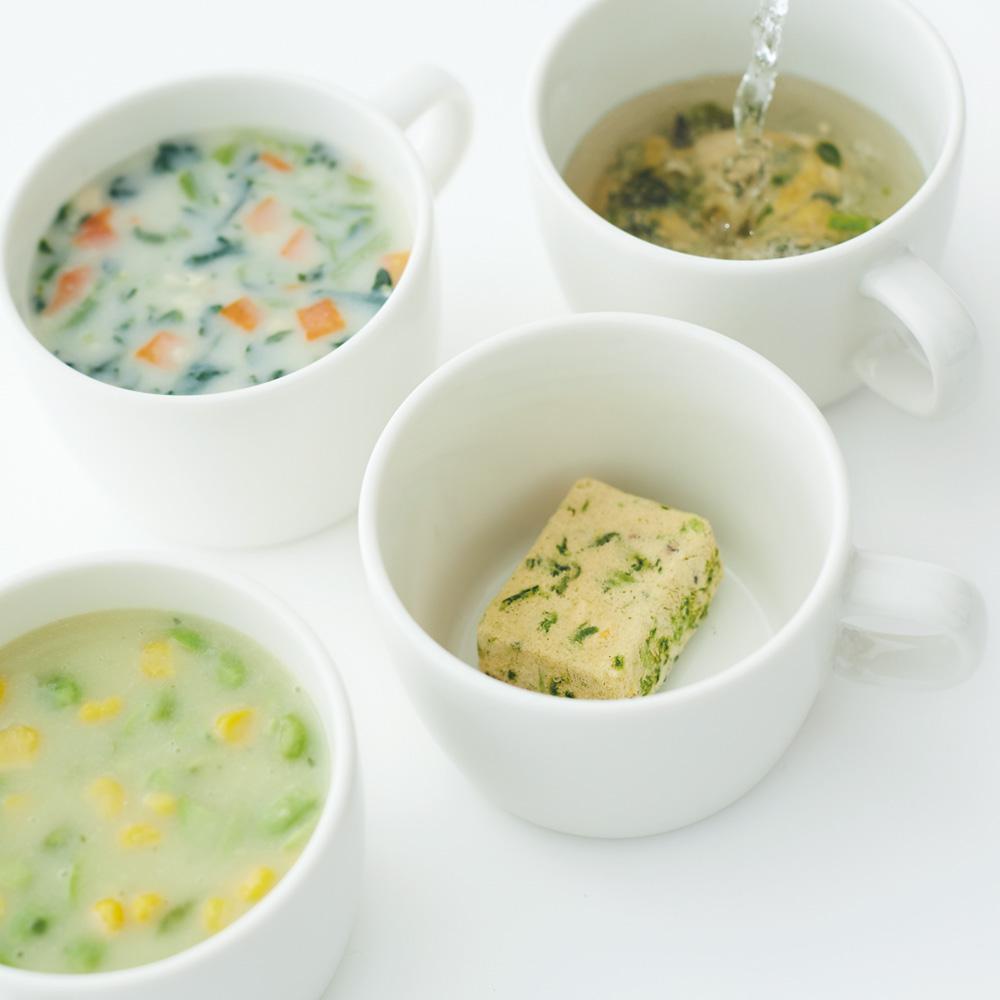 無印良品スープ