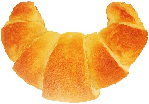 ローストバターの香り豊かなクロワッサン