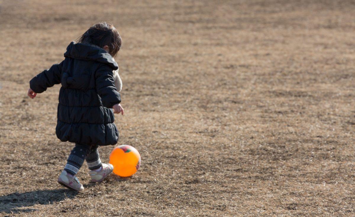 子ども サッカー