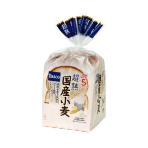 超熟 国産小麦